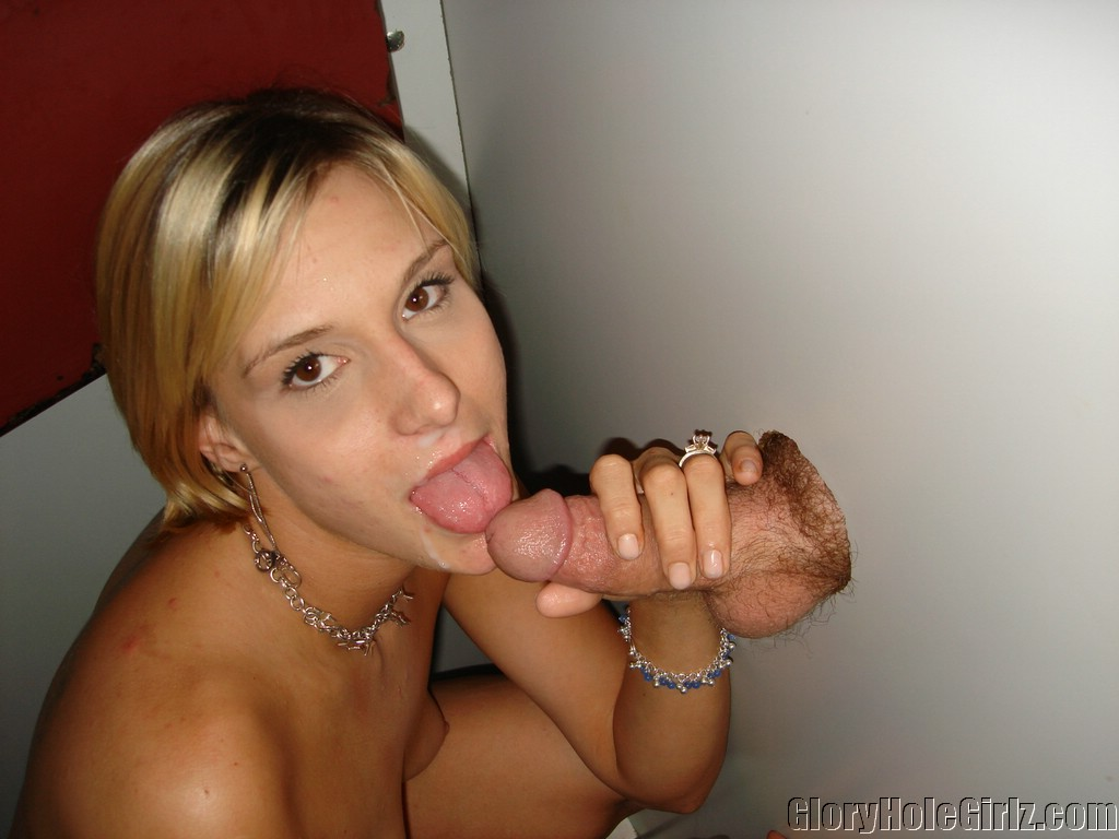 Gloryhole females galleries